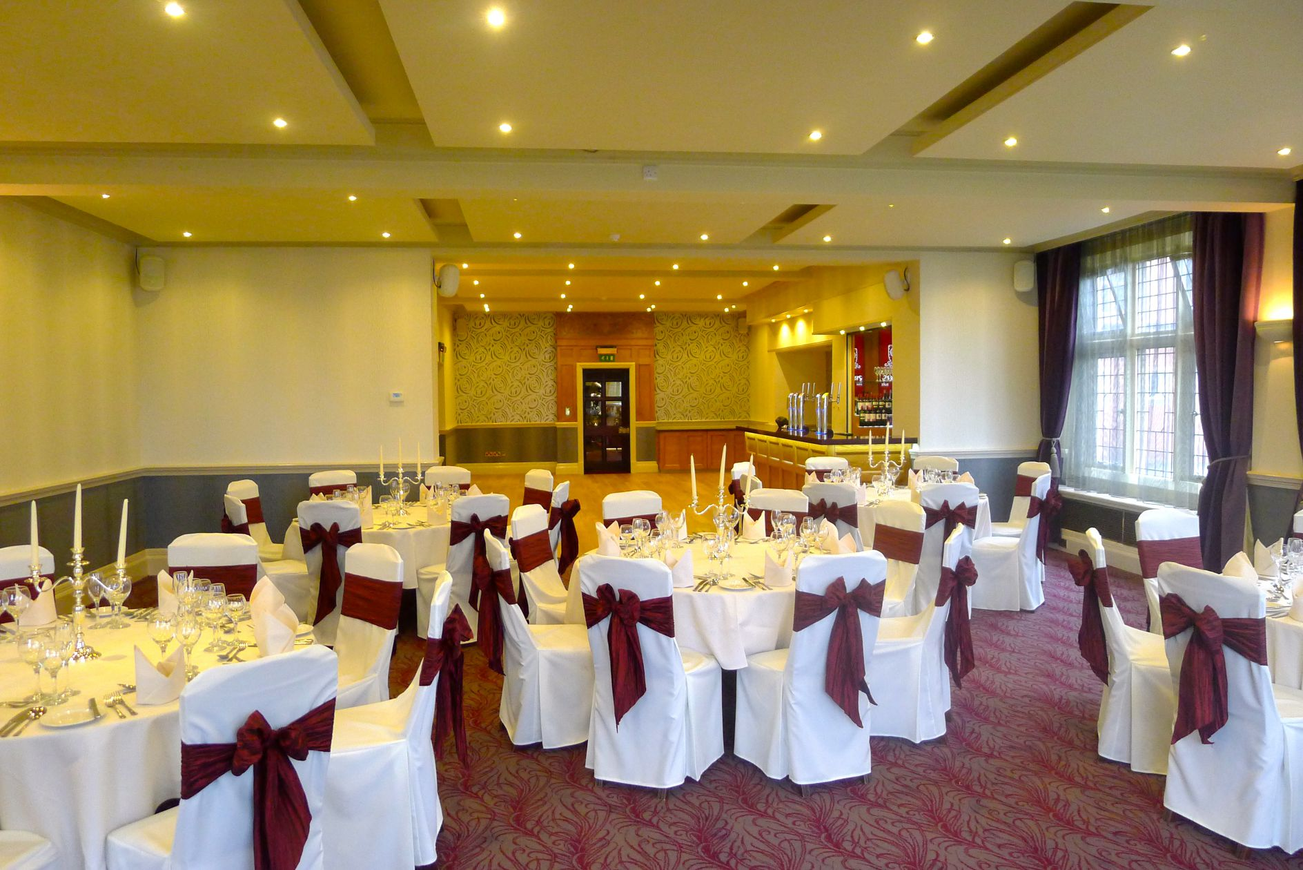 Functions At The Mount Hotel Tettenhall Wolverhampton