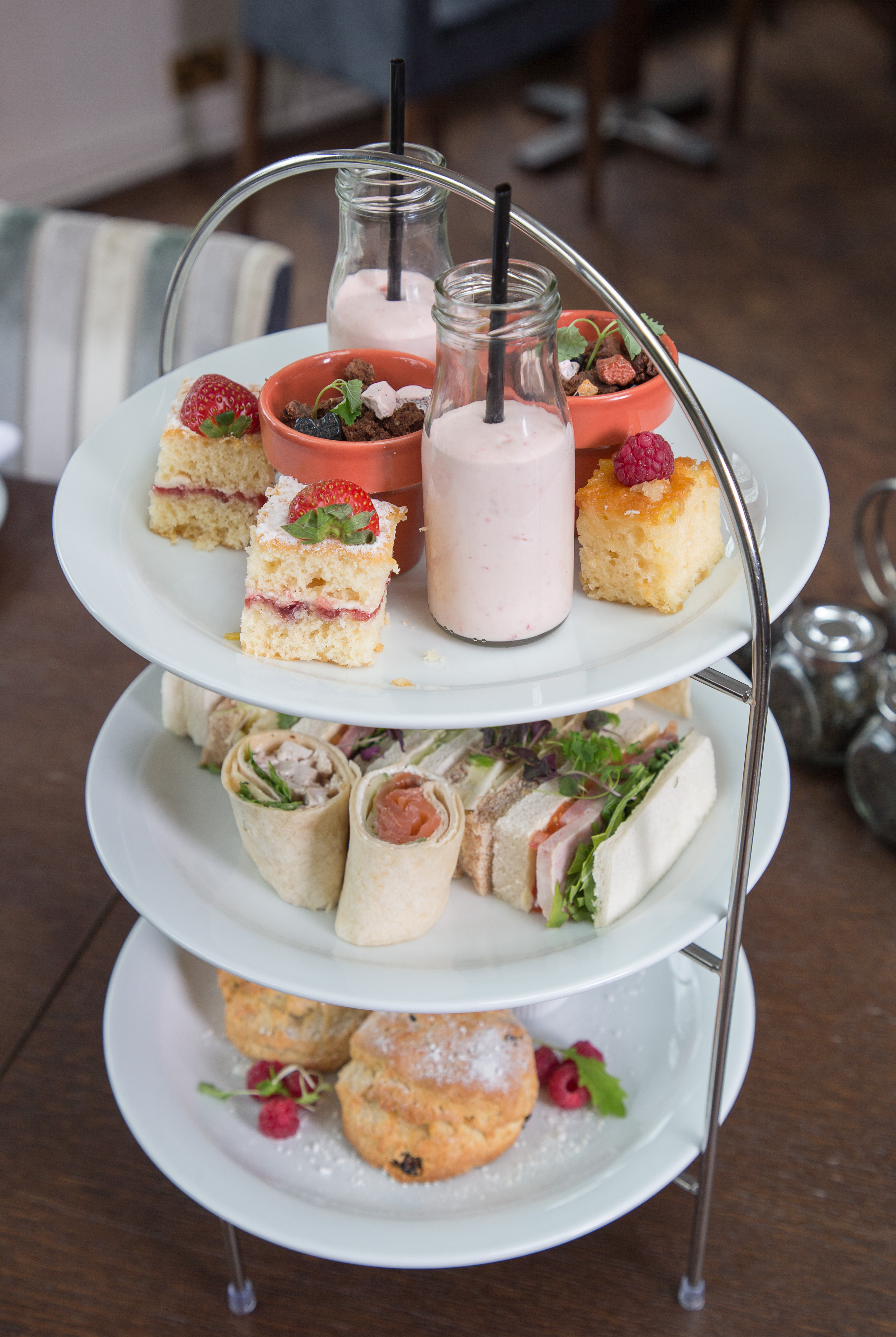 The Mount Hotel Afternoon Tea
